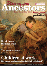 Discover Your Ancestors Periodical - May 2013