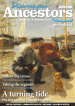Discover Your Ancestors Periodical - August 2013