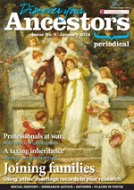 Discover Your Ancestors Periodical - January 2014