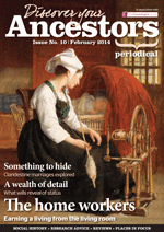 Discover Your Ancestors Periodical - February 2014