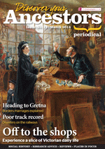 Discover Your Ancestors Periodical - March 2014