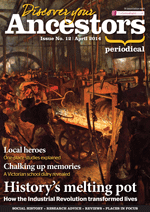 Discover Your Ancestors Periodical - April 2014