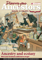 Discover Your Ancestors Periodical - July 2014