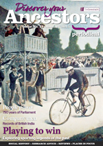 Discover Your Ancestors Periodical - January 2015