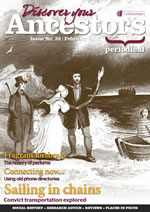Discover Your Ancestors Periodical - February 2015