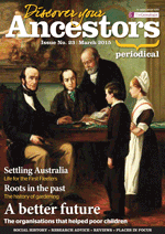 Discover Your Ancestors Periodical - March 2015