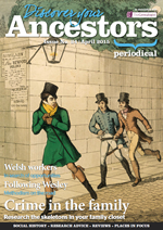 Discover Your Ancestors Periodical - April 2015