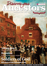 Discover Your Ancestors Periodical - May 2015