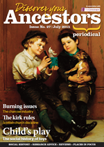 Discover Your Ancestors Periodical - July 2015
