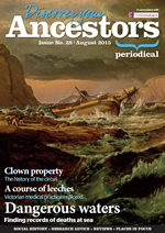 Discover Your Ancestors Periodical - August 2015