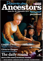 Discover Your Ancestors Periodical - September 2015