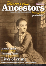 Discover Your Ancestors Periodical - October 2015