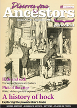 Discover Your Ancestors Periodical - January 2016