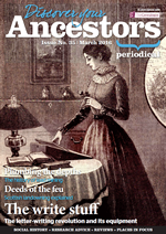 Discover Your Ancestors Periodical - March 2016