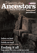 Discover Your Ancestors Periodical - April 2016