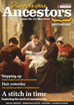 Discover Your Ancestors Periodical - May 2016