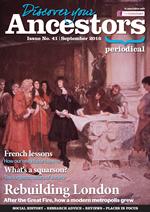 Discover Your Ancestors Periodical - September 2016
