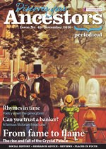 Discover Your Ancestors Periodical - November 2016
