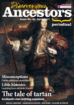 Discover Your Ancestors Periodical - April 2017