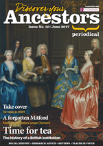 Discover Your Ancestors Periodical - June 2017
