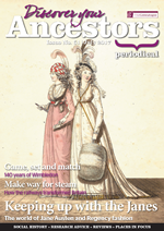 Discover Your Ancestors Periodical - July 2017