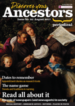 Discover Your Ancestors Periodical - August 2017