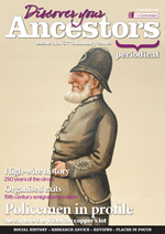Discover Your Ancestors Periodical - January 2018