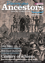 Discover Your Ancestors Periodical - March 2018