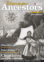 Discover Your Ancestors Periodical - May 2018