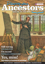 Discover Your Ancestors Periodical - July 2018