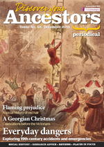 Discover Your Ancestors Periodical - December 2018