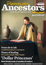 Discover Your Ancestors Periodical - January 2019