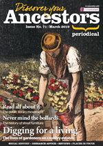Discover Your Ancestors Periodical - March 2019