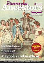 Discover Your Ancestors Periodical - May 2019