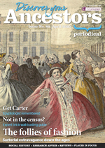 Discover Your Ancestors Periodical - April 2020
