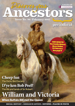 Discover Your Ancestors Periodical - February 2021