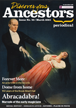 Discover Your Ancestors Periodical - March 2021