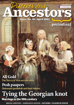 Discover Your Ancestors Periodical - April 2021