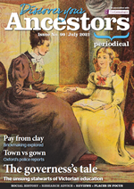 Discover Your Ancestors Periodical - July 2021