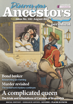 Discover Your Ancestors Periodical - August 2021