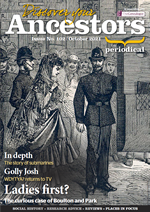 Discover Your Ancestors Periodical - October 2021
