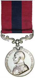 Distinguished Conduct Medal Records