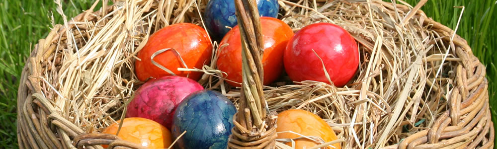The Traditions of a Joyous Easter