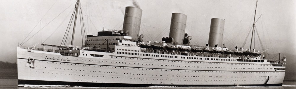 Passenger Lists From The S Record The Voyages Of Our Ancestors - 1930s cruise ships