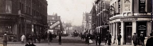 Finding the Wandsworth homes attacked in the WW1 'Lusitania' Riots