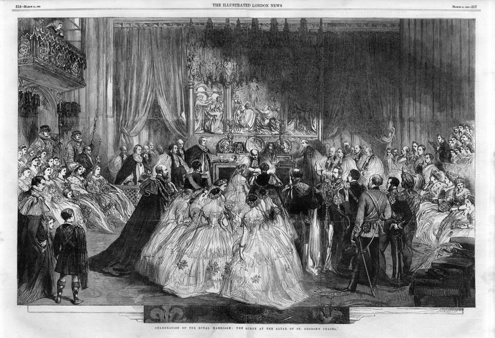 Royal Weddings in the News