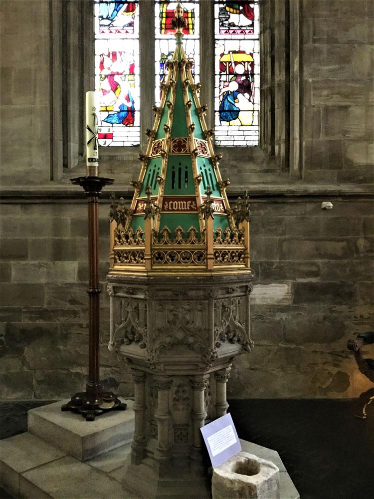 Exploring the Parish Registers of Warwickshire - Nick Thorne